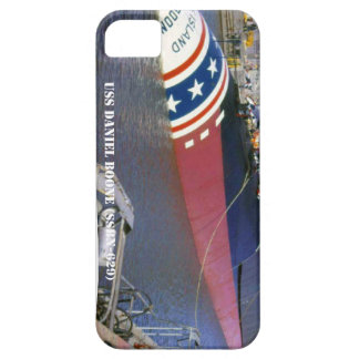 USS DANIEL BOONE iPhone SE/5/5s CASE