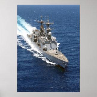 USS Deyo (DD 989) Poster