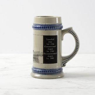 USS DUANE (AGC-6) COFFEE MUGS