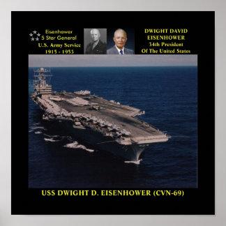 USS Dwight D. Eisenhower (CVN-69) Impresiones