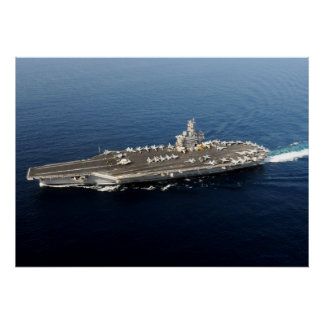 USS Dwight D. Eisenhower Impresiones