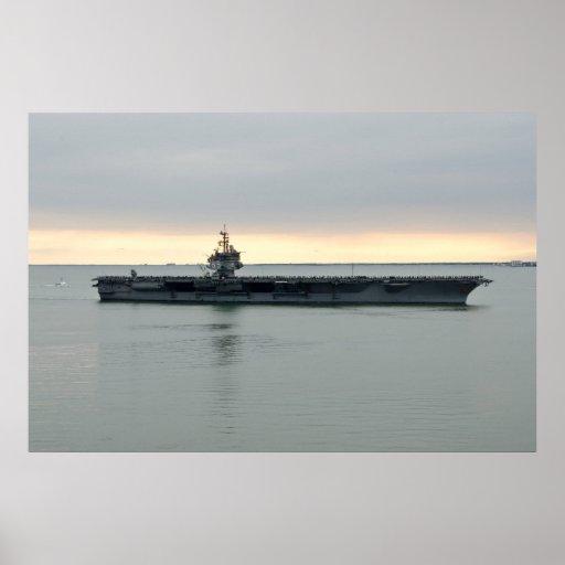 USS Enterprise (CVN 65) Impresiones