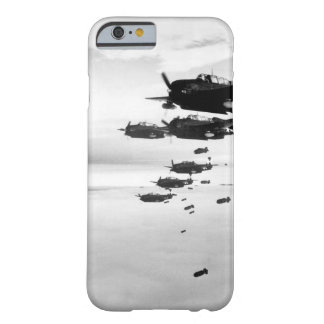 USS ESSEX based TBMs and SB2Cs_War Image Barely There iPhone 6 Case
