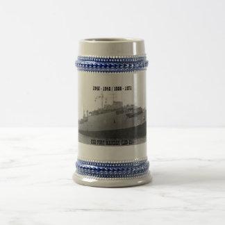 USS FORT MANDAN (LSD-21) COFFEE MUGS