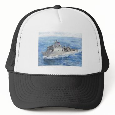 USS Fort MCHENRY Trucker Hat