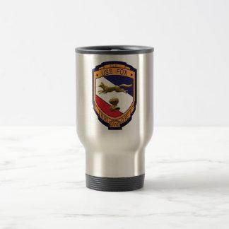 USS Fox (CG-33) Travel Mug