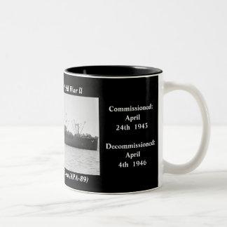 USS Frederick Funston (APA-89) Coffee Mugs