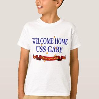 USS Gary casero agradable Playera