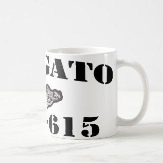 USS GATO COFFEE MUG