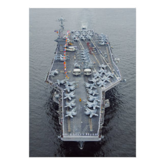 USS George Washington (CVN 73) Impresiones
