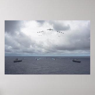 USS George Washington (CVN 73) Poster
