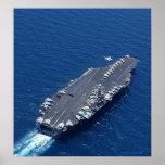 USS George Washington Print