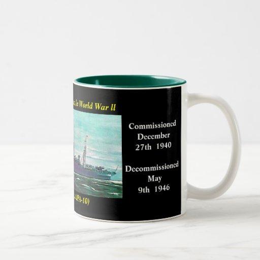 USS Harry Lee (APA-10) Taza De Café