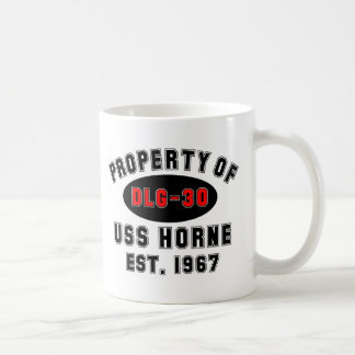 USS Horne DLG-30 Coffee Mug