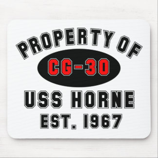 USS Horne Mouse Pad
