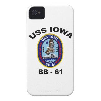 USS Iowa BB-61 iPhone 4 Protector