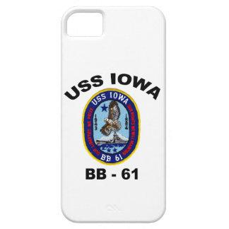 USS Iowa BB-61 Funda Para iPhone 5 Barely There