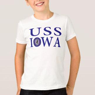 USS Iowa Shirt