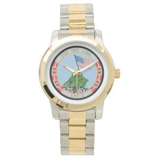 USS Iwo Jima Commemorative Watch