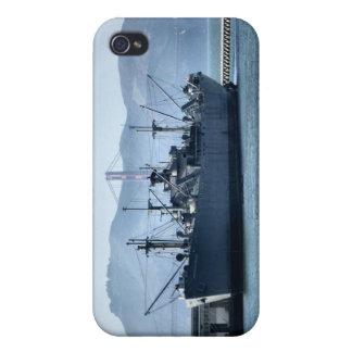 USS Jeremiah O Brien iPhone 4 Coberturas