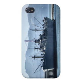 USS Jeremiah O'Brien iPhone 4 Cover