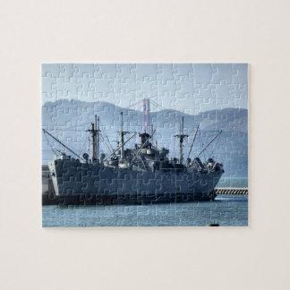 USS Jeremiah O'Brien Jigsaw Puzzle