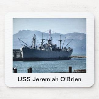 USS Jeremiah O'Brien Mouse Pad