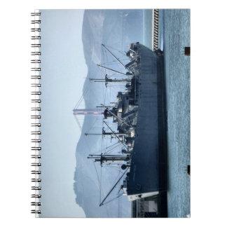 USS Jeremiah O'Brien Notebook