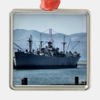 USS Jeremiah O'Brien Ornament