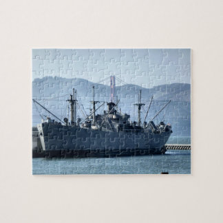 USS Jeremiah O'Brien Jigsaw Puzzles