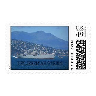 USS Jeremiah O'Brien Sellos