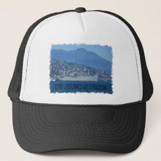 USS Jeremiah O'Brien Trucker Hat