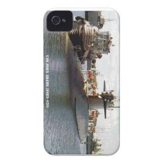 USS JOHN ADAMS Case-Mate iPhone 4 CASE