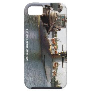 USS JOHN ADAMS iPhone SE/5/5s CASE
