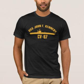 USS John F Kennedy CV-67 T-Shirt