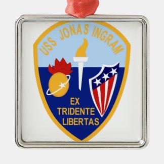 USS Jonas Ingram Adorno Para Reyes