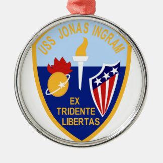 USS Jonas Ingram Ornatos