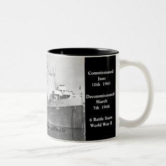 USS Joseph T. Dickman (APA-13) Coffee Mug