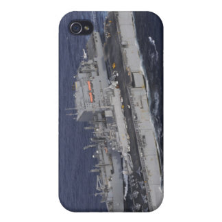 USS Kearsarge iPhone 4 Cover