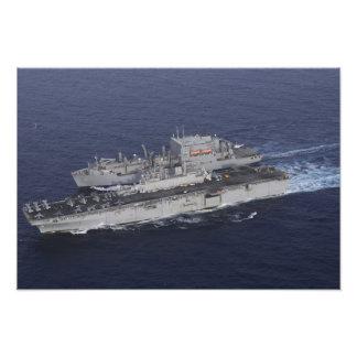 USS Kearsarge Photo Print