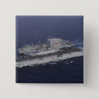 USS Kearsarge Pinback Button