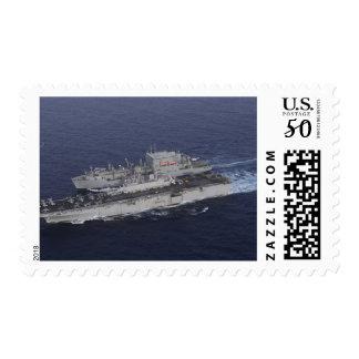 USS Kearsarge Postage