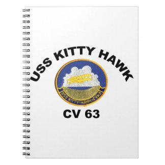 USS Kitty Hawk (CV-63) Notebook
