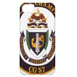 USS Lake Champlain (CG 57) Case For iPhone 5C
