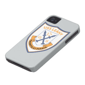USS Leahy - Guided Missile CG16 - 2 iPhone 4 Cover