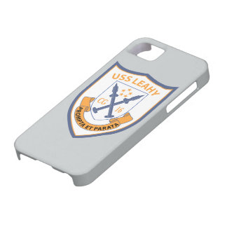 USS Leahy - Guided Missile CG16 - 2 iPhone SE/5/5s Case