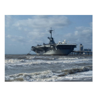 USS Lexington Postcard