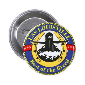 USS Louisville Pin
