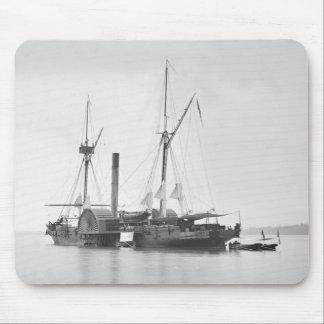 USS Maratanza, 1862 Mouse Pad