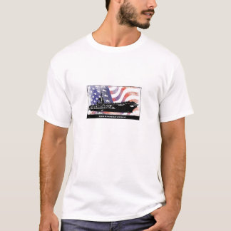 USS MIDWAY CVB-41, Naval Ship T-Shirt
